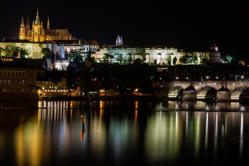 Prague Castle Hill