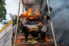 Burning the Kings' Bodies
