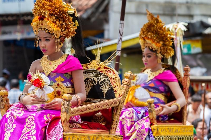 Indonesian Princesses