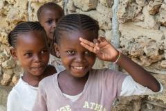 Children of the Kamba Tribe