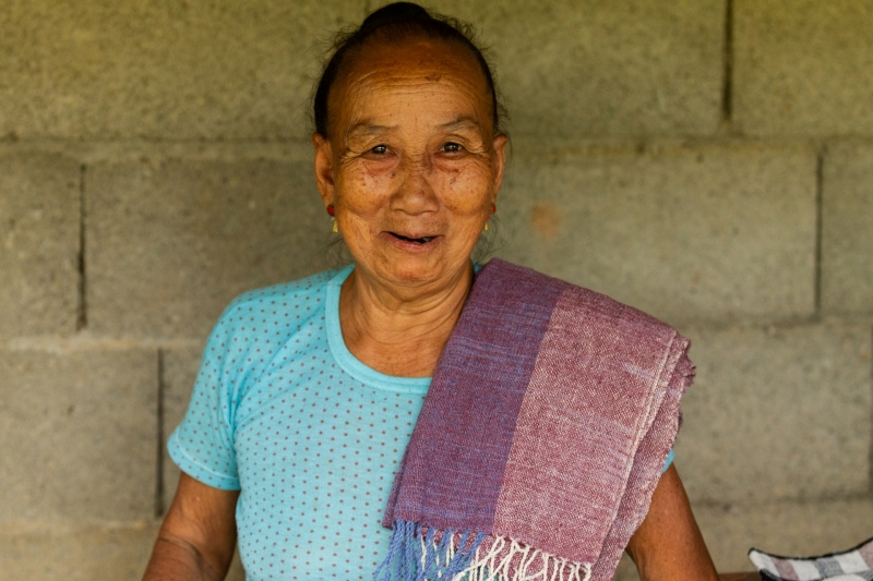 The Funniest Lady in Nong Kiau