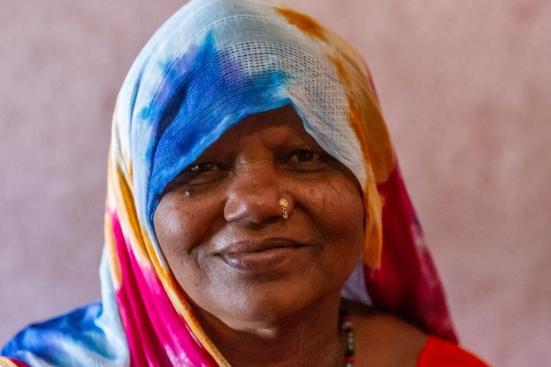 Beautiful Nepalese Lady