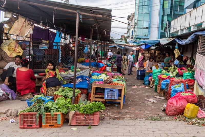 Kathmandu Produce Market