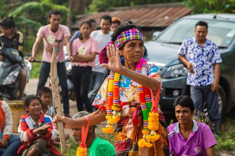Celebrating Songkran