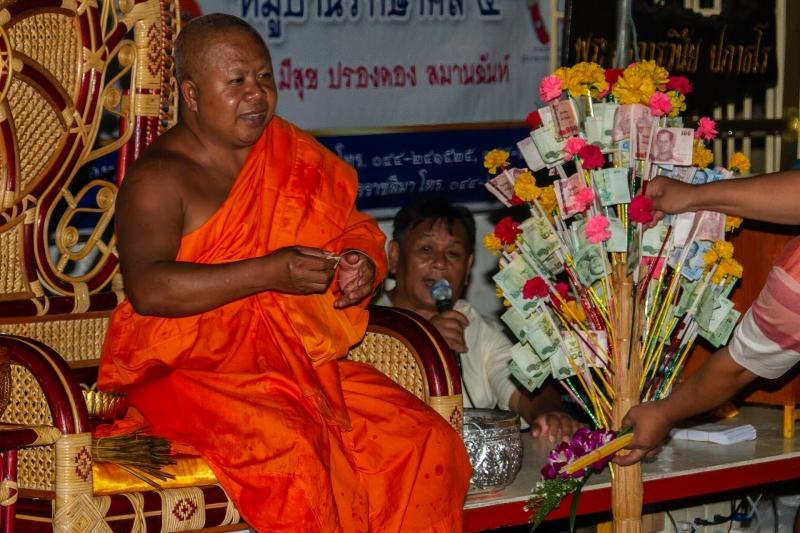 Money for Buddha