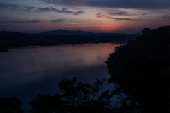 Sunset on the Nile River in Jinja