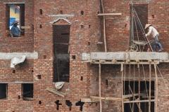 Building a Brick Building