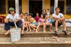 Vietnamese Family Photo
