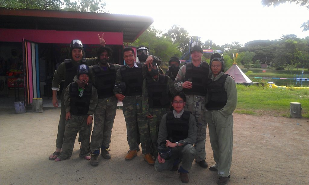 group paintball photo